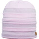 Sätila of Sweden Stripe Reflect Hat Kids Light Pink